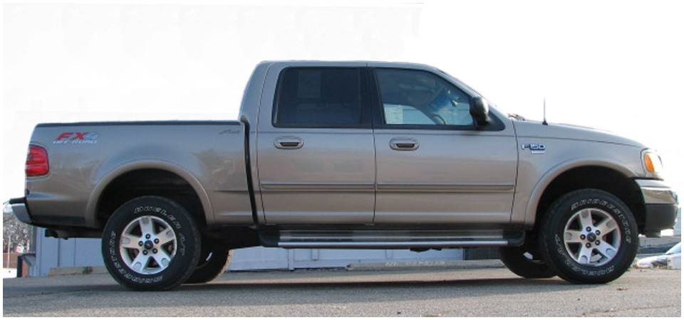 2002 Ford F-150 #7
