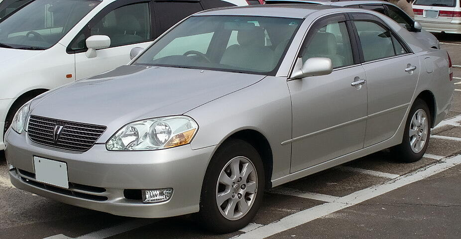 Toyota Mark II #14