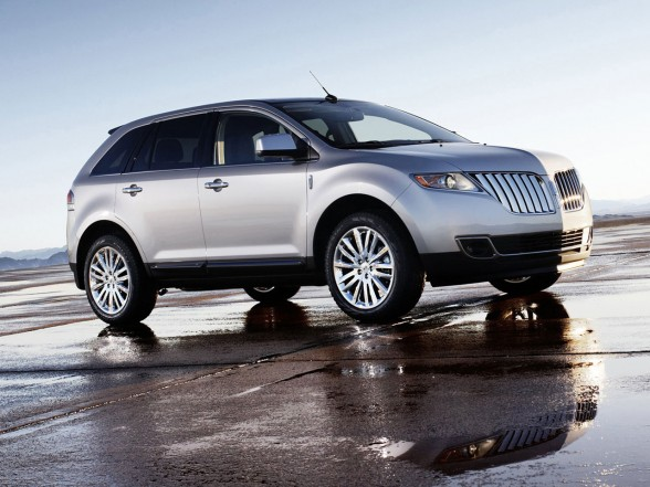 2012 Lincoln Mkx #7