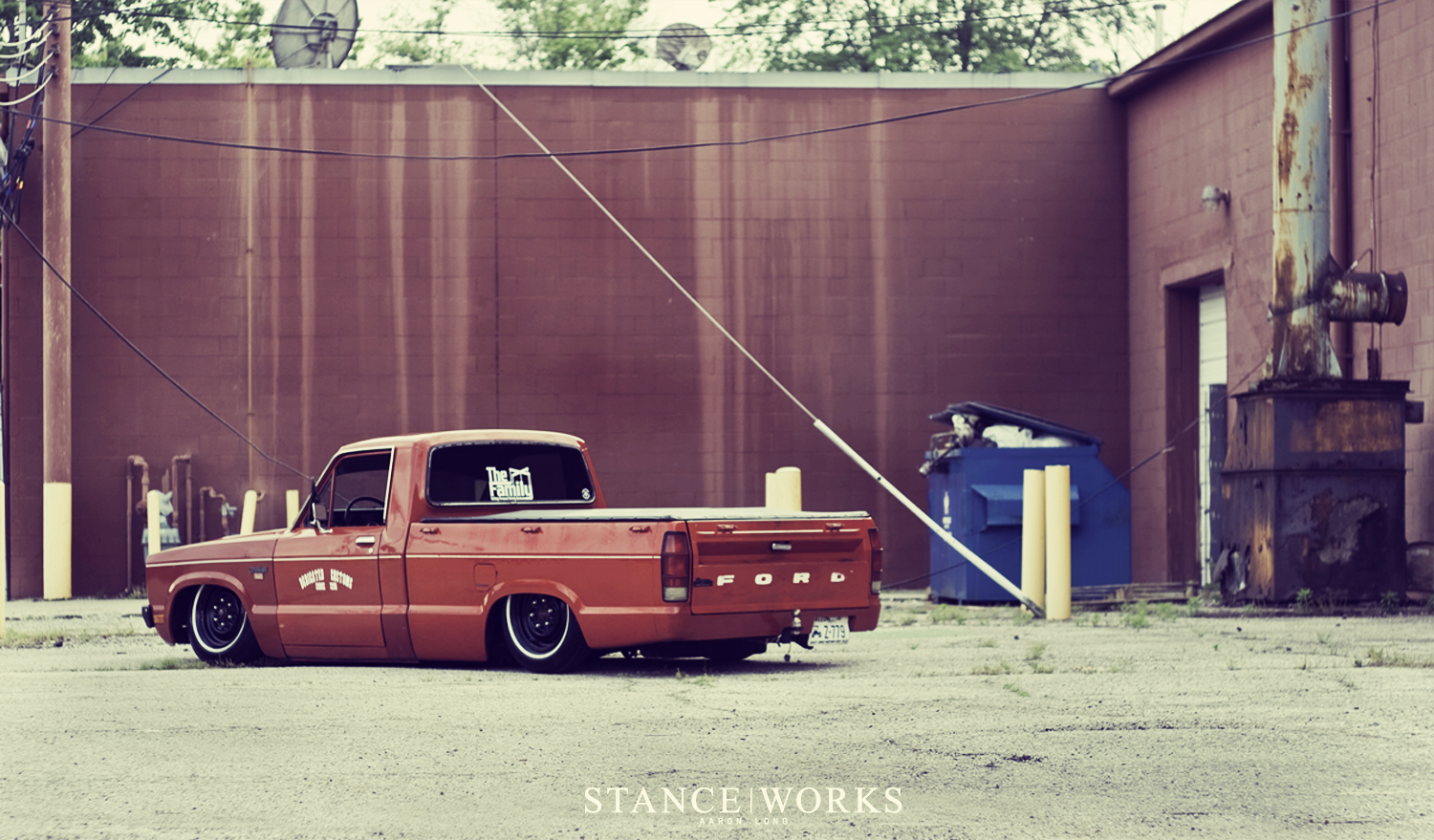 1986 Ford Courier #10