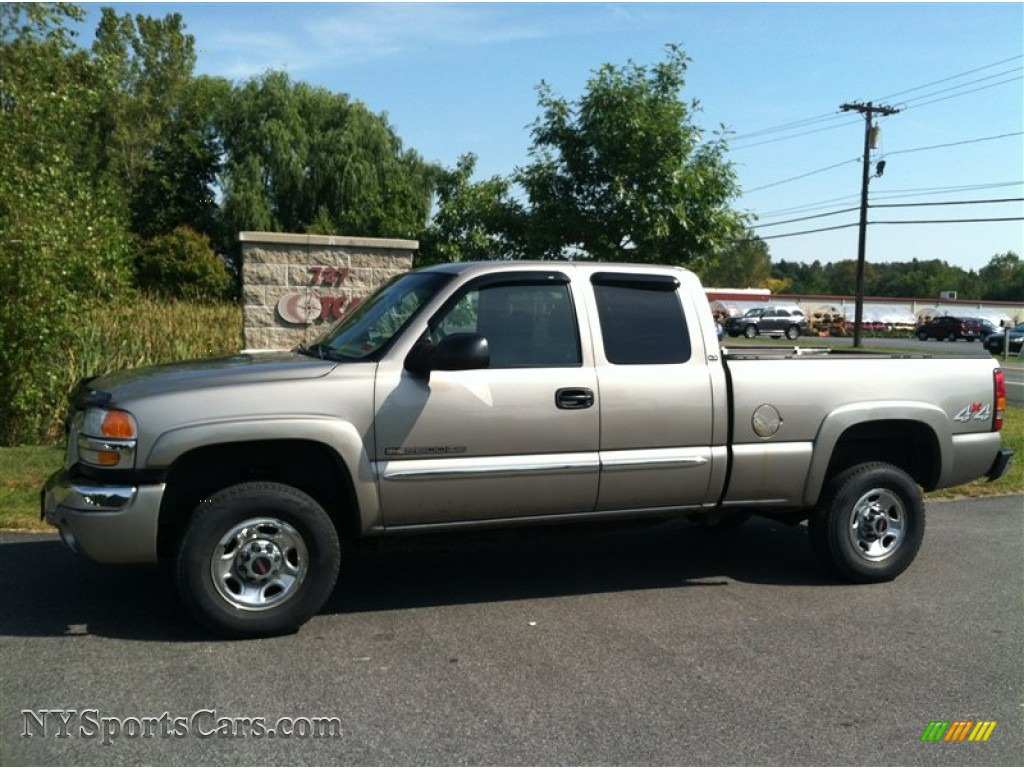 2003 GMC Sierra 2500hd #15