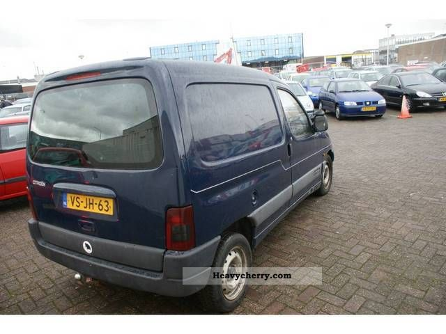 1997 Citroen Berlingo #16