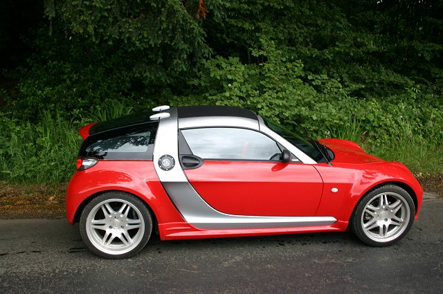 2005 Smart Coupe #1