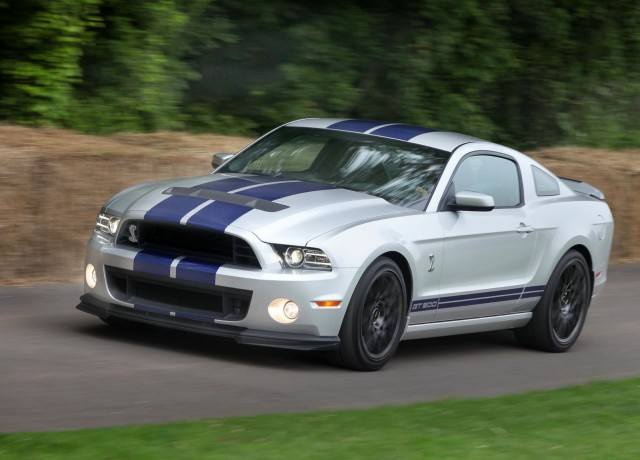 2014 Ford Shelby Gt500 #4