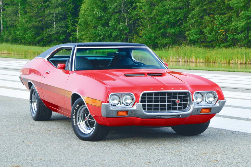 1972 Ford Torino Photos Informations Articles