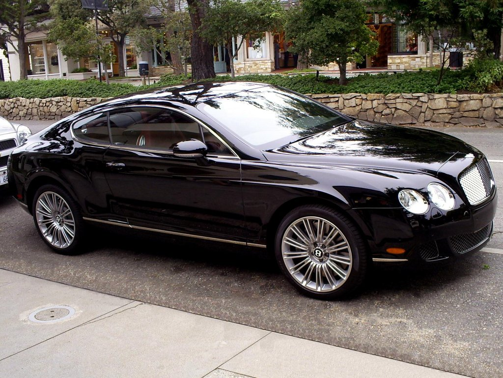 2009 Bentley Continental Gt Speed #7