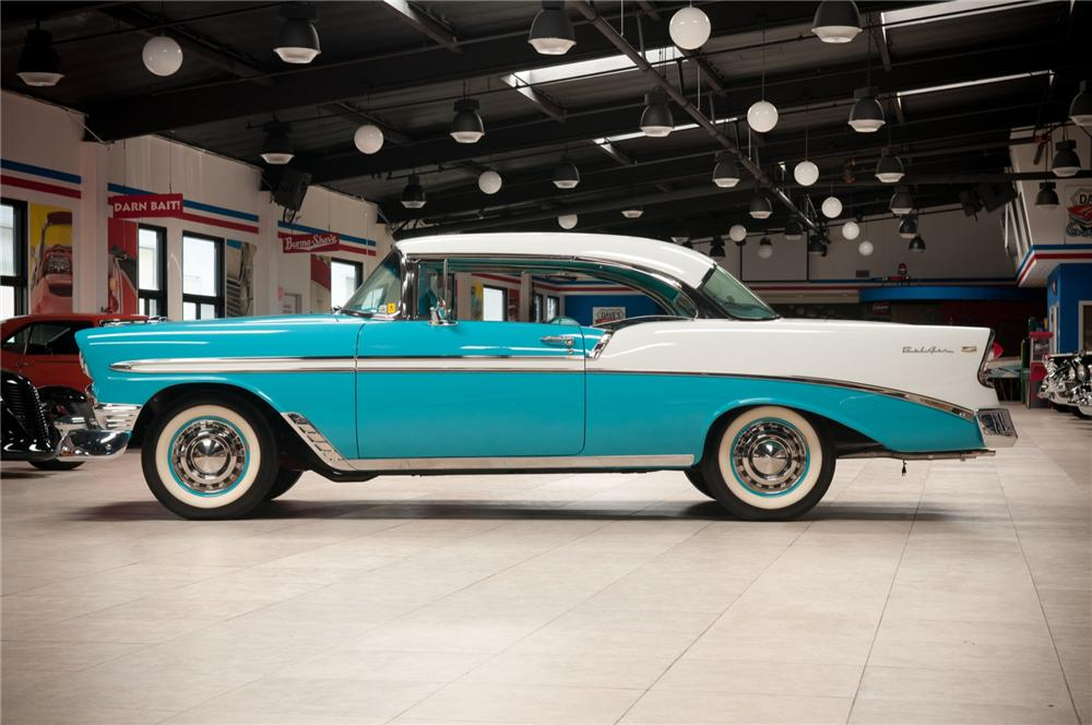 1956 Chevrolet Bel Air #5