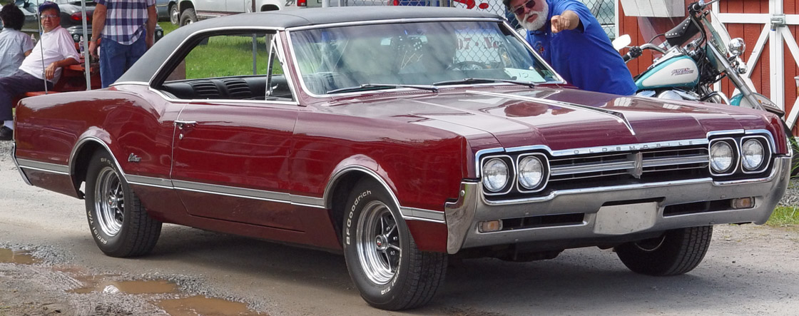Oldsmobile Cutlass #7
