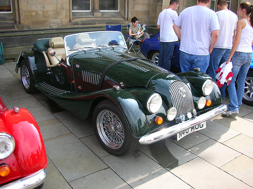 2006 Morgan Plus 8 #3