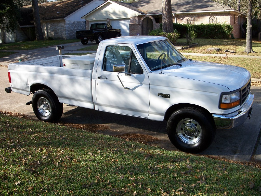 1995 Ford F 250 Photos Informations Articles Electrical Wiring Diagram 95 Xlt 13