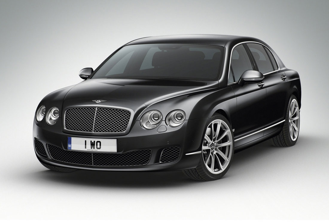 2010 Bentley Continental Flying Spur #18