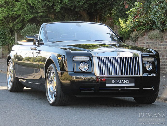 2008 Rolls royce Phantom Drophead Coupe #14