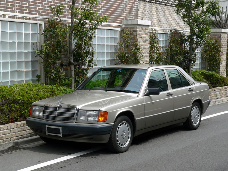 1990 mercedes benz 190 photos informations articles