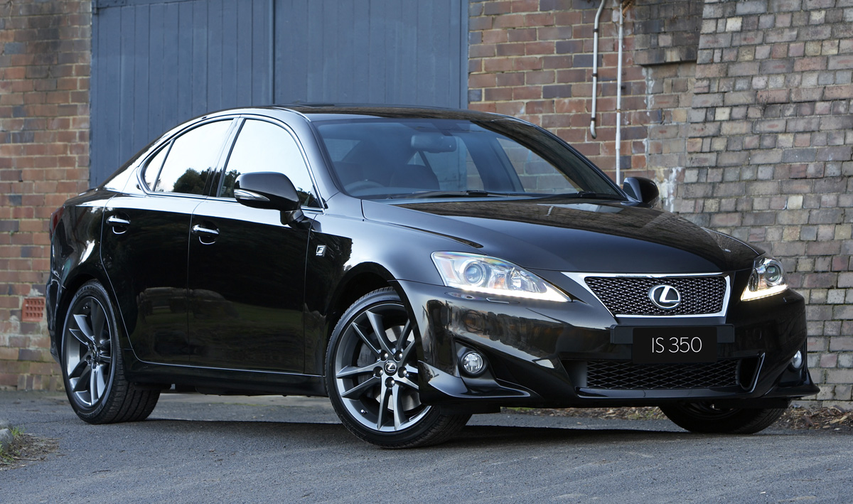 2011 Lexus IS #2