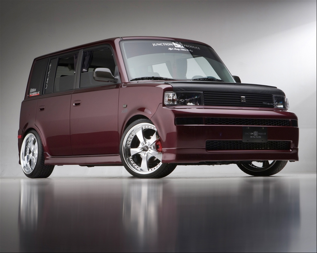 2005 Scion Xb #11