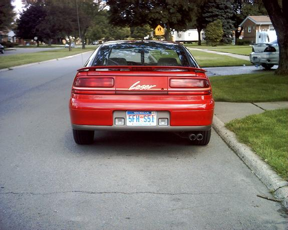 1994 Plymouth Laser #4