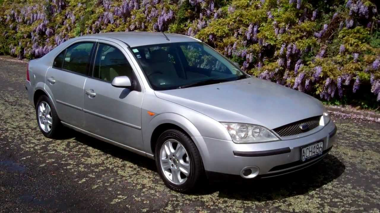 2001 Ford Mondeo #2
