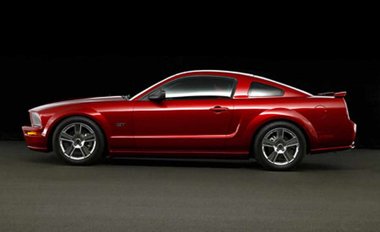 2007 Ford Mustang #8