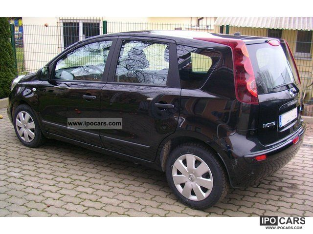 2010 Nissan Note #12