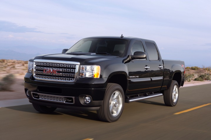 2011 GMC Sierra 2500hd #12