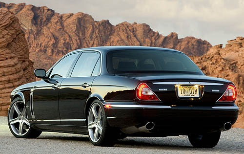 2006 Jaguar Xj-series #5