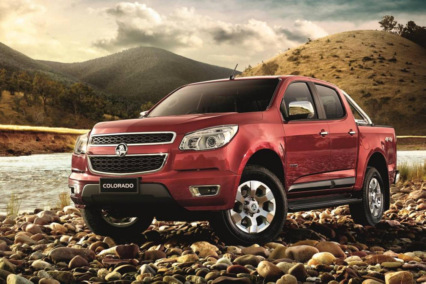2012 Holden Colorado #1
