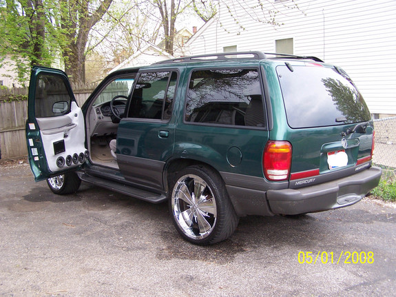 2001 Mercury Mountaineer #16