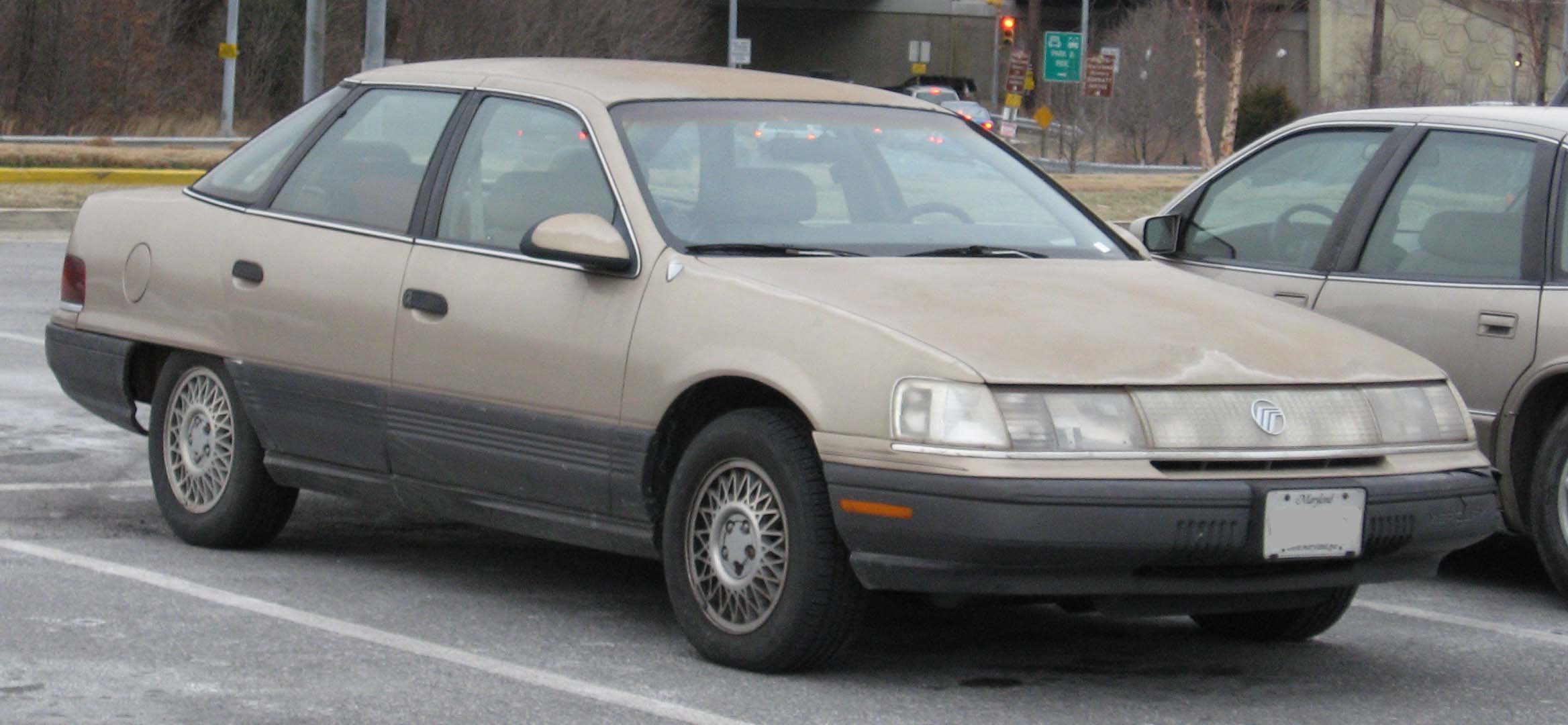 1990 Mercury Sable #6