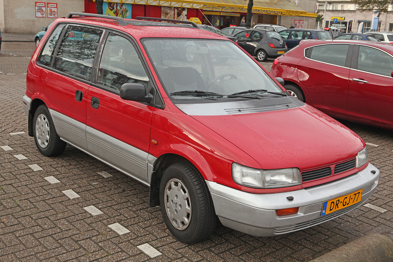 1992 Mitsubishi Space Runner #13