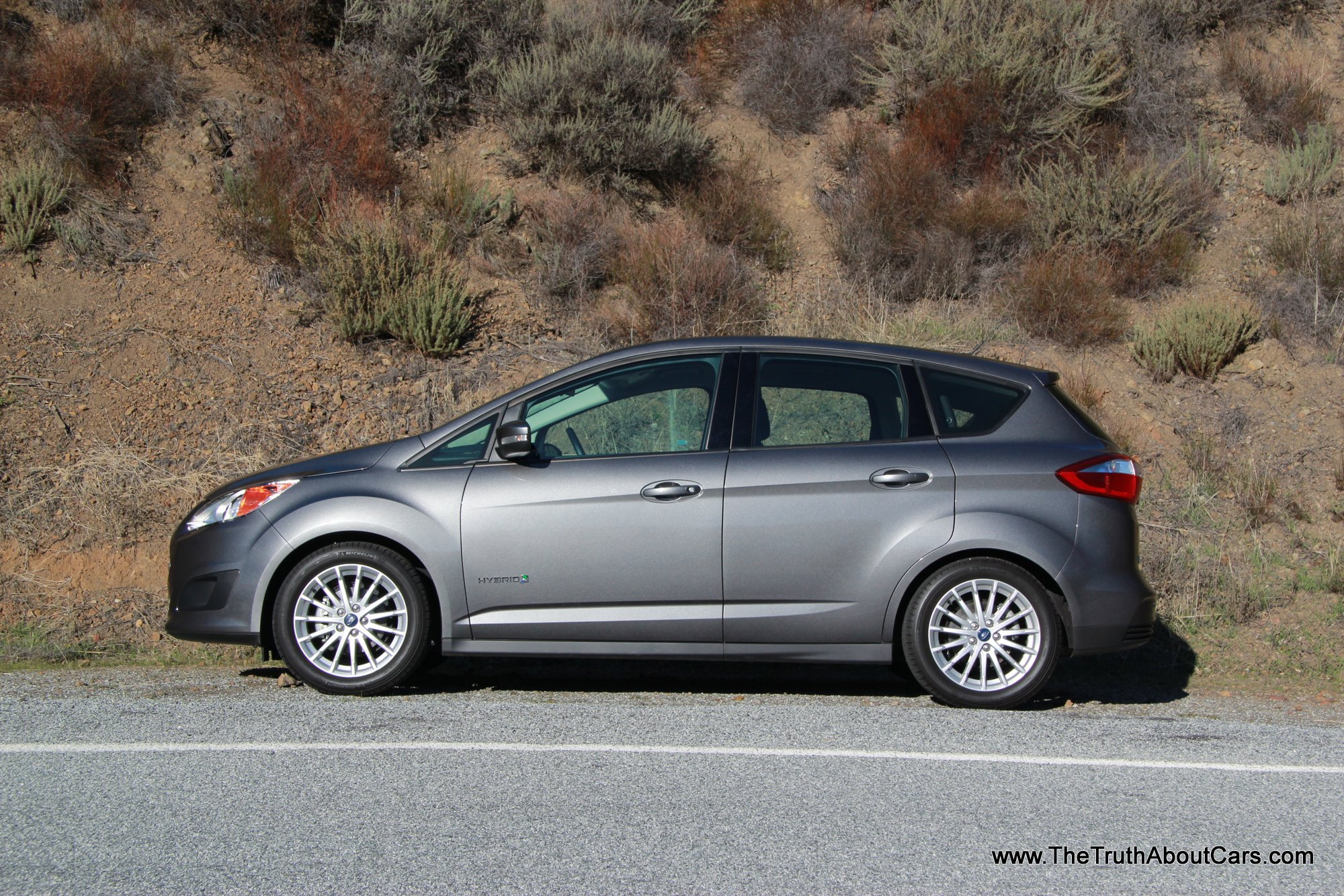 2013 Ford C-MAX #13