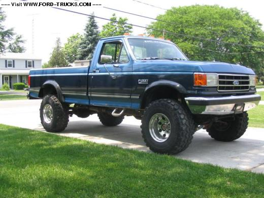 1990 Ford F-250 #3