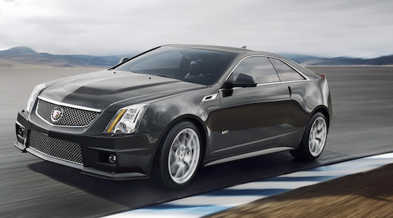 2011 Cadillac Cts Coupe #10