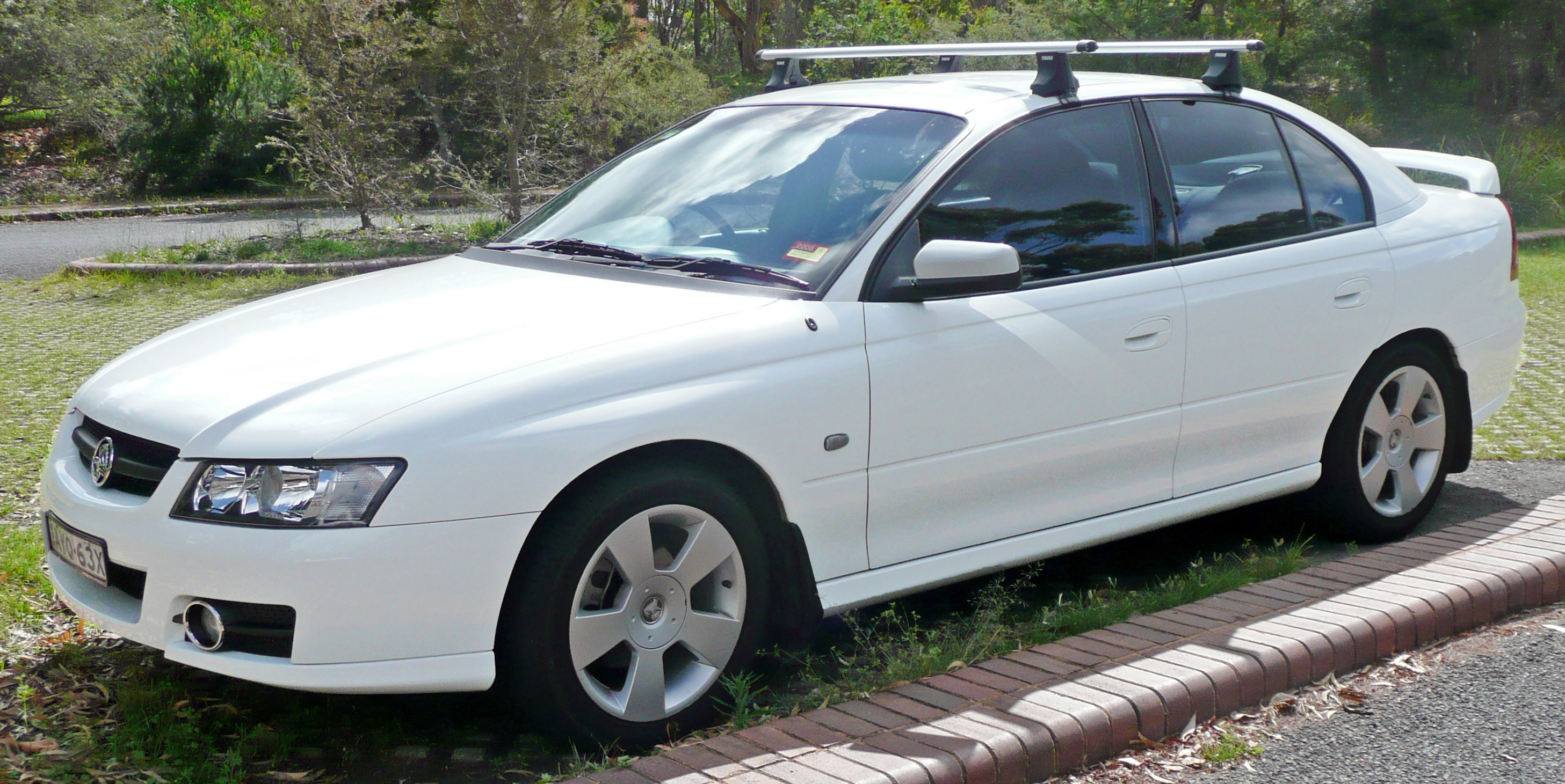 2006 Holden Commodore #1