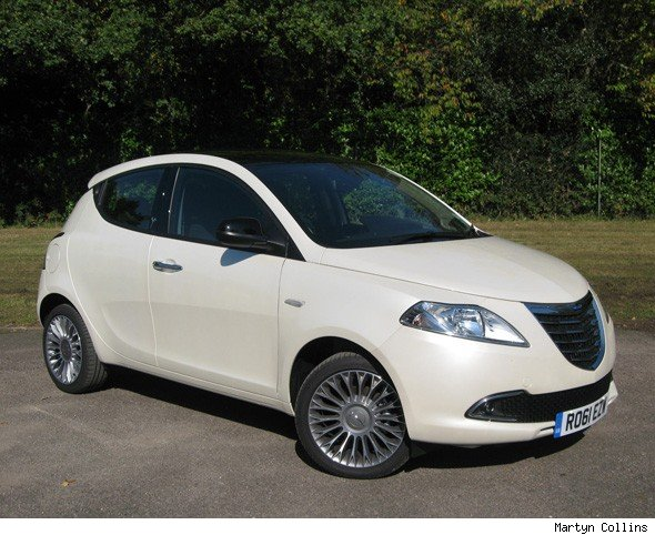 Chrysler Ypsilon #9