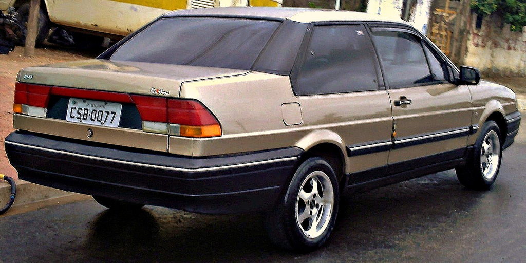 1993 Ford Versailles #5