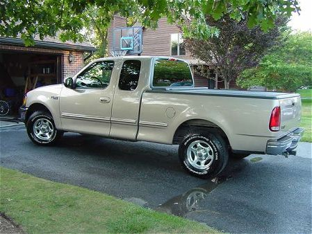 1997 Ford F-150 #7