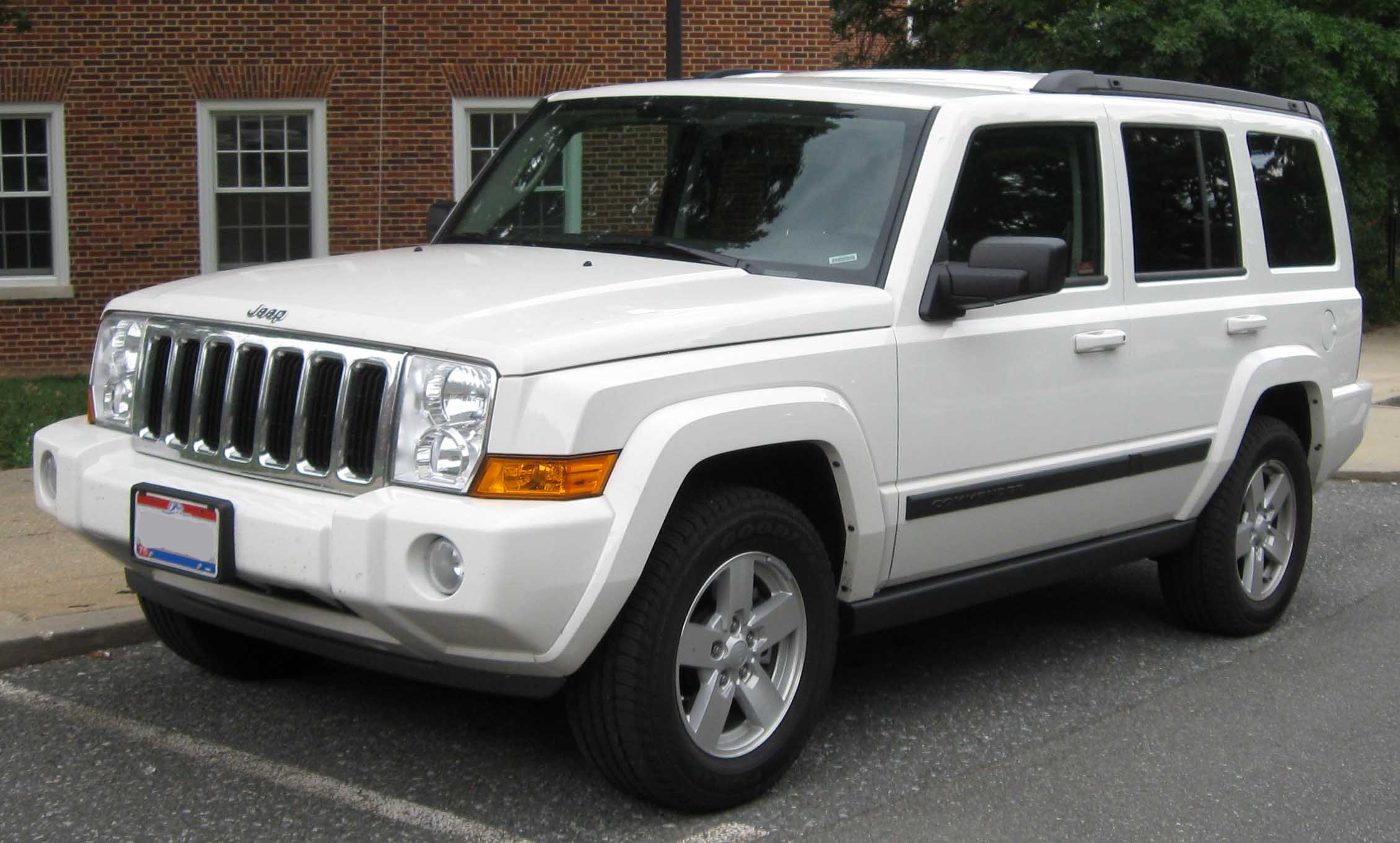 2008 Jeep Commander #5