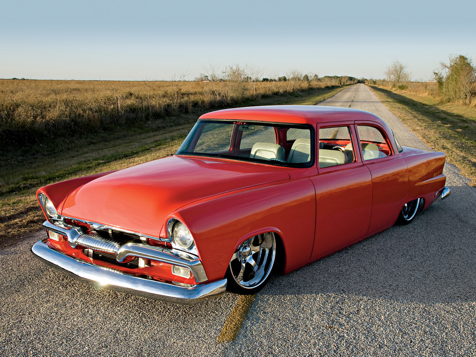 1955 Plymouth Belvedere #9