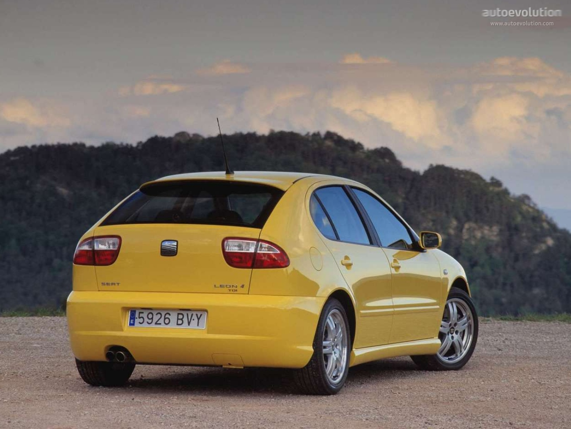 2005 seat leon photos informations articles. Black Bedroom Furniture Sets. Home Design Ideas