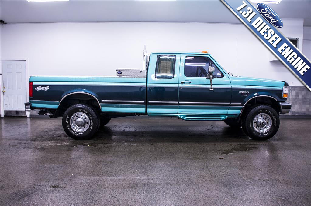 1996 Ford F-250 #13