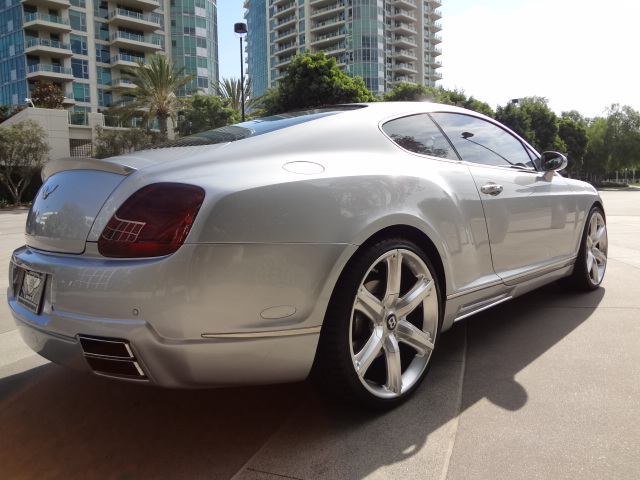 2004 Bentley Continental Gt #8