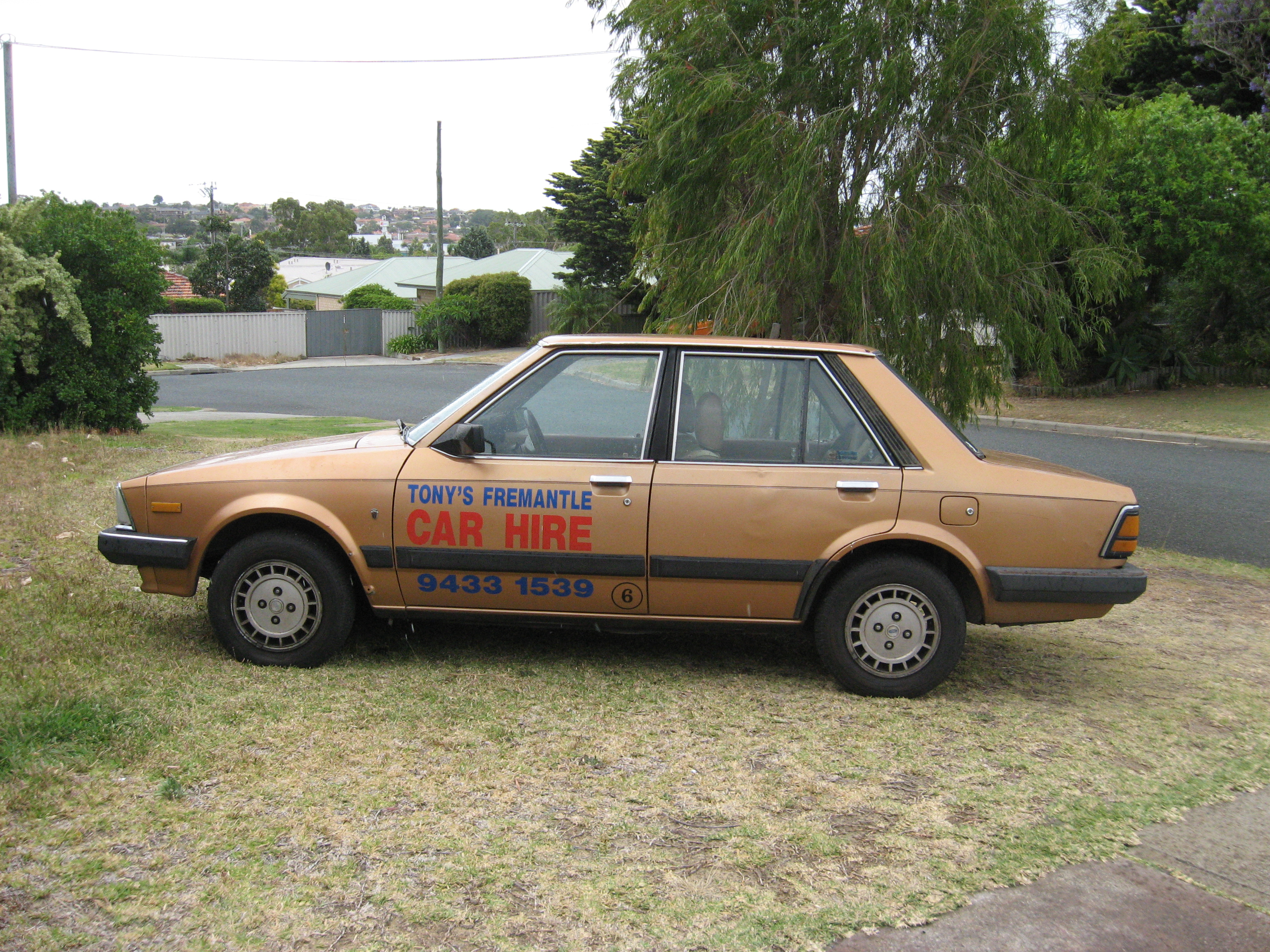 1985 Ford Meteor #14