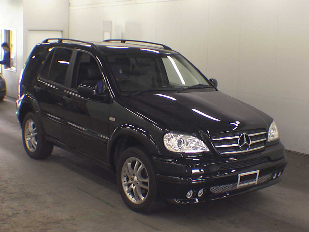 1998 mercedes benz m class photos informations articles for Mercedes benz m class mercedes suv