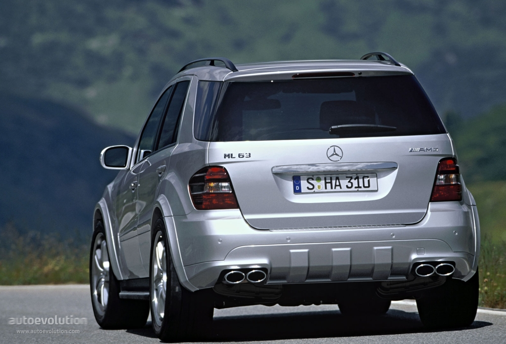 2005 Mercedes-Benz ML #14