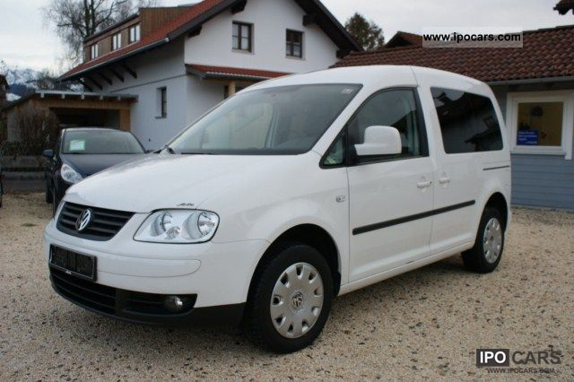 2006 Volkswagen Caddy #13