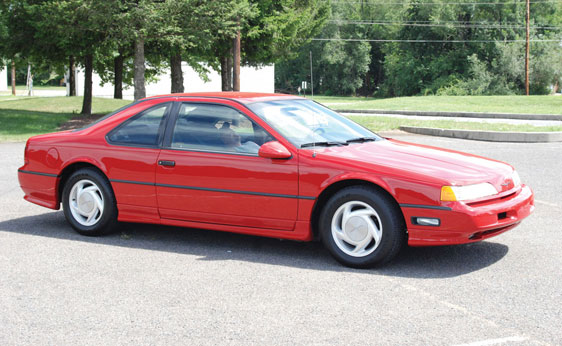 1990 Ford Thunderbird #16