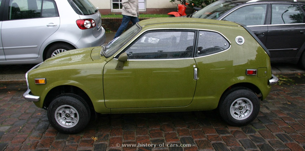 1970 Honda Z Photos Informations Articles Bestcarmag Com