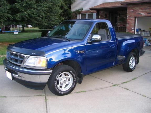 1997 Ford F-150 #8