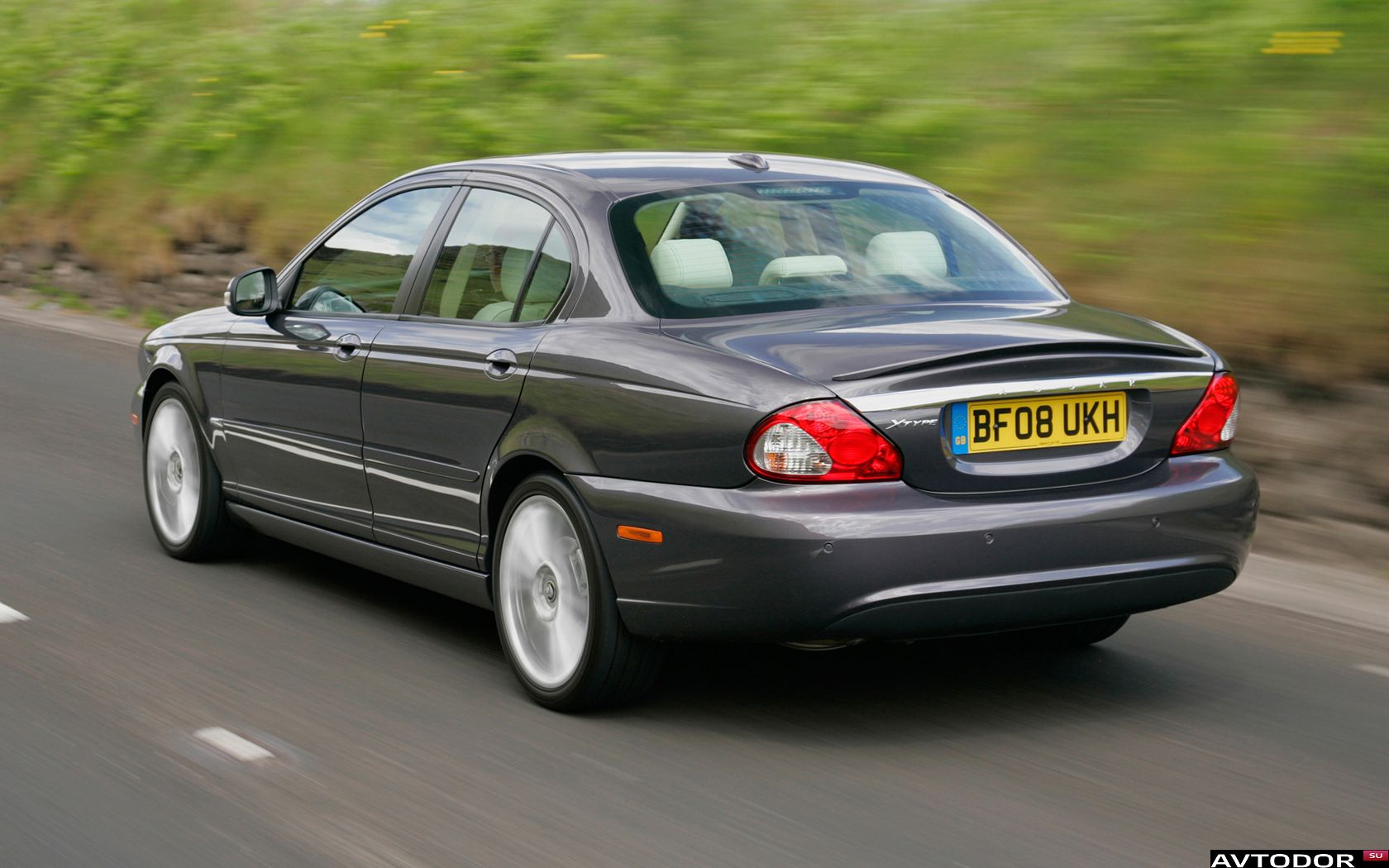 2007 Jaguar X Type Photos Informations Articles