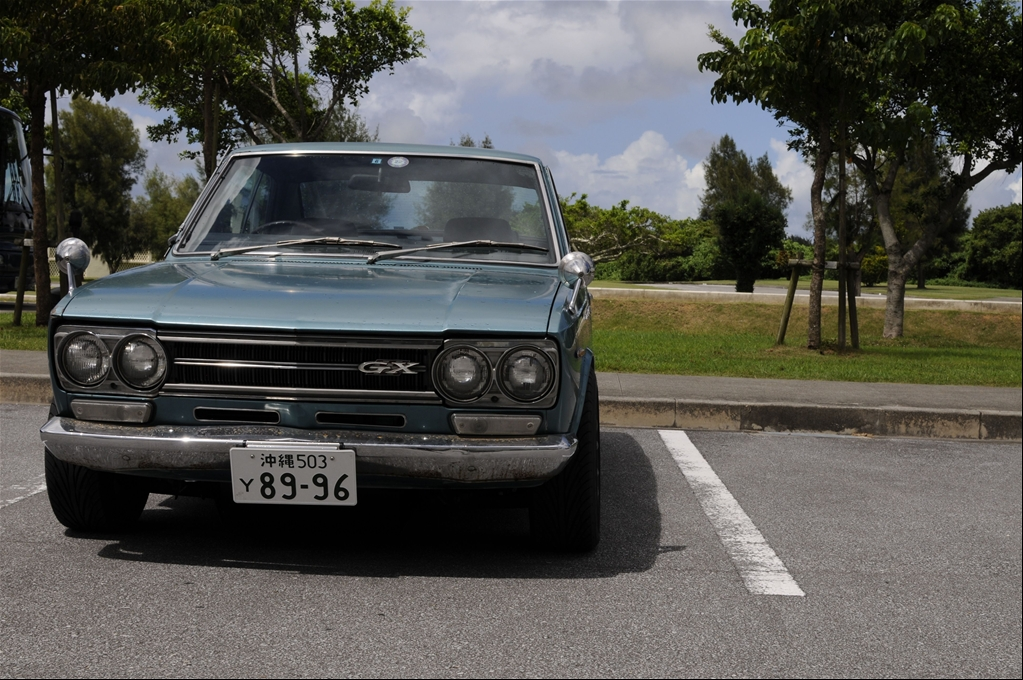 1970 Nissan Laurel #15